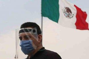 México registró 371 muertes en un día a causa del coronavirus