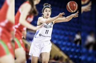 De Lehmann a Murray State: la historia de Lucía Operto, la basquetbolista santafesina que seguirá su carrera en EEUU