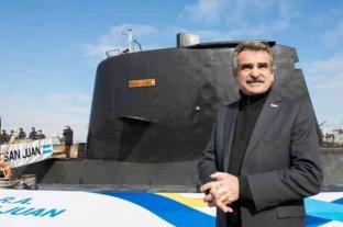 ARA San Juan: Rossi espera antes de fin de año responsabilidades militares por el hundimiento