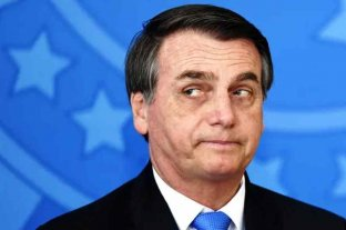 "Bolsonaro: ""Miren a Argentina, ¿quieren eso para Brasil?"" -"