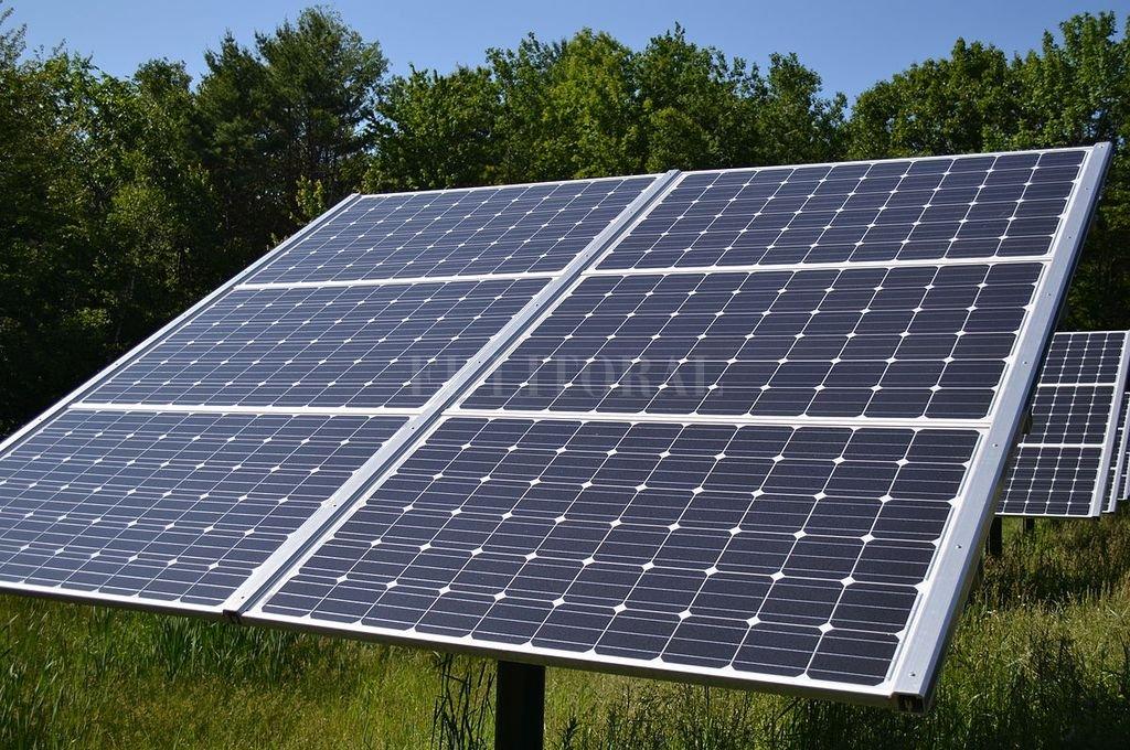 Réditos. Desde julio 2018 a diciembre 2019, el rubro fotovoltaico en Santa Fe movilizó aproximadamente 3.900.000 de dólares. Crédito: Archivo El Litoral