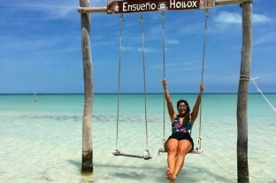 Una santafesina en la Isla Holbox: El gran paraíso turístico aislado por la pandemia
