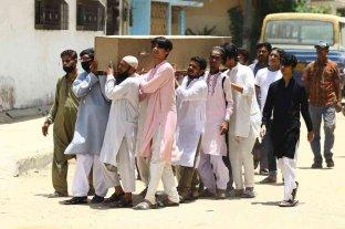 Se elevó a 97 la cantidad de muertos por el accidente aéreo en Pakistán