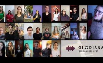 """Gloriana presenta """"Halo""""  - """"Nuestro objetivo es que cada uno de los proyectos que desarrollemos 'desde casa' sea un desafío diferente para nuestros cantantes"""", afirman en la agrupación dirigida por Rodrigo Asselborn. -"""