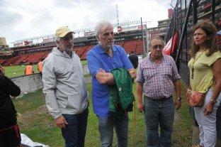 """Alonso: """"Los socios de Colón  hicieron un esfuerzo maravilloso"""""""