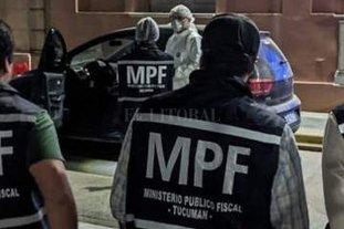 Tucumán: La bala que mató a Luis Espinoza salió del arma de uno de los policías detenidos