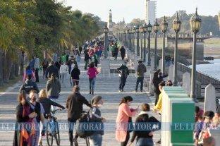 El primer día de paseos recreativos, en fotos -