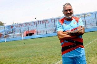 """Rondina: """"La propuesta de Unión era interesante por lo deportivo y por lo económico"""" -  -"""