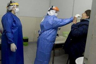 Más de 700 nuevos casos y 445 fallecidos por Covid-19 en Argentina