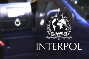 Interpol busca a un hombre de Totoras acusado por lavado de activos