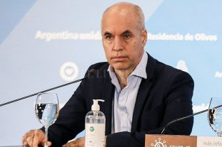 """Horacio Larreta dijo que el salto en la cantidad de casos """"es muy grande"""""""