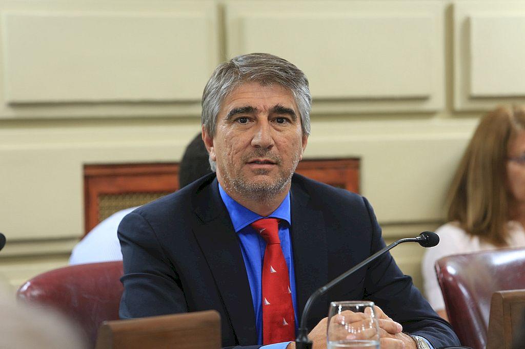 """""""No es momento de producir una reforma impositiva"""" dijo el presidente de la Comisión de Presupuesto y Hacienda. Crédito: Archivo"""