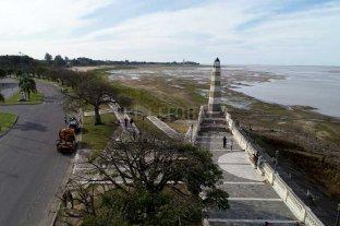 El Río Paraná repuntó unos centímetros y podría crecer algunos más -  -