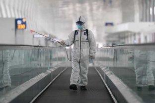 """China registra un ligero repunte de casos """"importados"""" de coronavirus"""