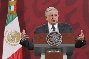 López Obrador expresó que la crisis del coronavirus costará un millón de empleos en México