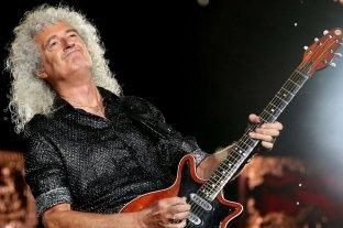 El guitarrista de Queen reveló que sufrió un infarto y le colocaron tres stents