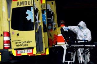 """La OMS informó que """"cada vez se descarta más"""" una segunda oleada mundial de casos de coronavirus - Imagen ilustrativa. -"""