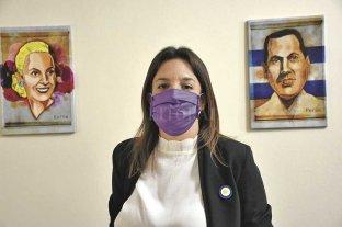 """Género y sectores populares en  la agenda legislativa de De Ponti  - """"Hay un déficit en el desarrollo de instrumentos institucionales para intervenir en los contextos concretos de violencia"""", señala. -"""