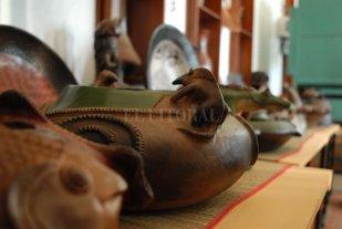 60 años de Cerámicas del Litoral - Los talleres artesanales transmiten técnicas para preservar el patrimonio tradicional de nuestros primeros artesanos. -