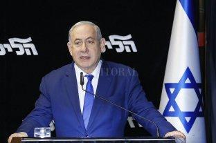 Netanyahu será enjuiciado por corrupción