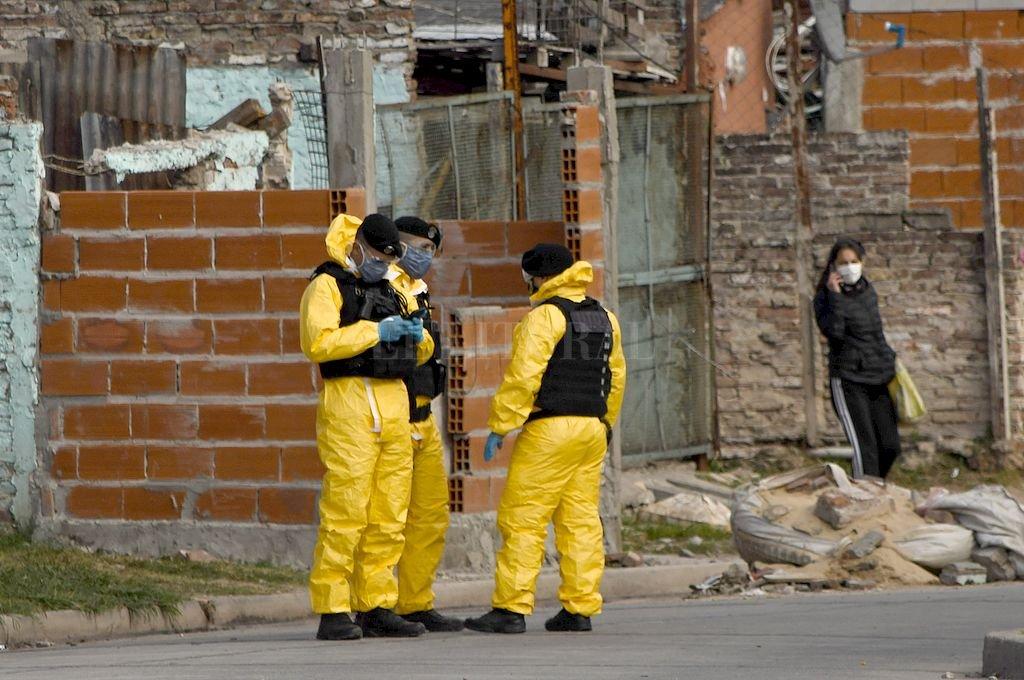 Con 552 nuevos contagios, el total de casos asciende a 12628 — Coronavirus