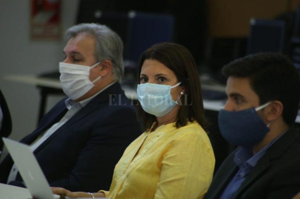Pablo Farías y Betina Florito Crédito: Captura de Internet