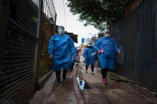 Buenos Aires: ya son 84 los contagiados por coronavirus en Villa Azul