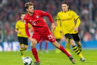 Horario y TV: Bayern Munich visita al Borussia Dortmund en el clásico alemán