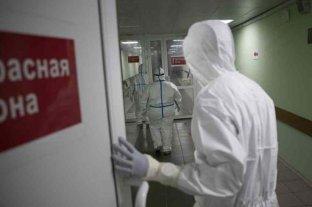 En 24 horas, Rusia duplica las muertes diarias por coronavirus