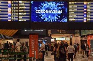 Es oficial: no podrán ingresar a EEUU pasajeros que provengan de Brasil