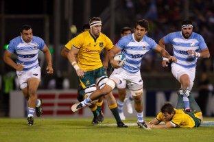 Analizan la posibilidad de disputar el Rugby Championship en Australia - Pablo Matera encabeza la ofensiva de Los Pumas, en uno de los partidos disputados en nuestro país ante los Wallabies, en el marco de uno de los certámenes más importantes del mundo. -