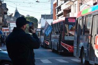 Empresarios y trabajadores del transporte coinciden: la solución es con subsidios