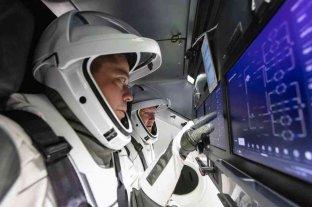 Tras casi una década, Estados Unidos vuelve a enviar astronautas al espacio