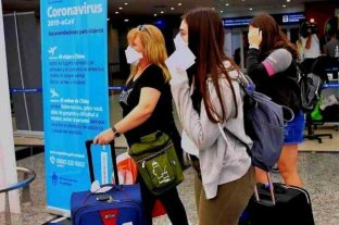 20.000 argentinos que se habían ido del país por estudio o trabajo serán repatriados en junio