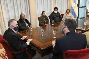 El vicegobernador de Tucumán recibió a la familia del trabajador rural asesinado tras un operativo policial
