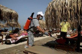 Meteorólogos europeos alertan sobre riesgos asociados a olas de calor y  Covid-19 -  -
