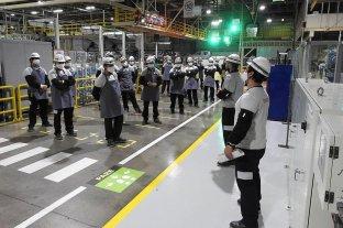 Las automotrices y autopartistas empiezan a retomar la producción