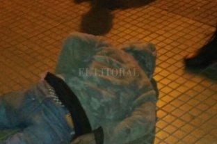 Mendoza: detenidos tras robar dos damajuanas de vino