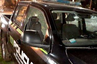 Nuevo ataque a policías y patrulleros en el barrio 9 de Julio de Sunchales -  -