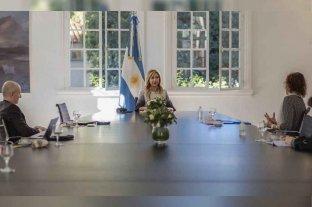 """Fabiola Yañez se reunió con Unicef Argentina en el marco de la campaña """"La Primera Infancia Importa"""""""