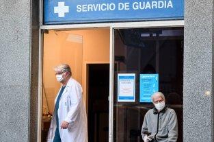 Informaron este miércoles dos nuevas muertes por coronavirus en Argentina - Imagen ilustrativa. -