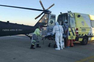 Coronavirus en Chile: trasladaron a casi 2.000 pacientes para descongestionar los hospitales