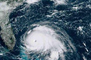 Alerta en Estados Unidos: la tormenta tropical Bertha toca tierra en Carolina del Sur