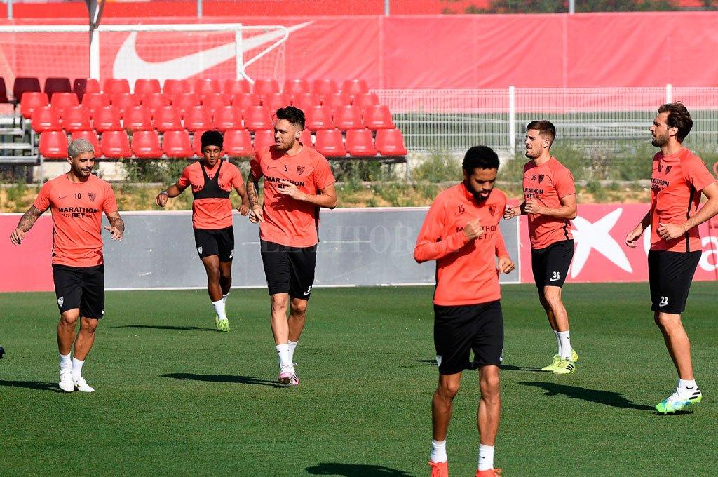 Crédito: @SevillaFC