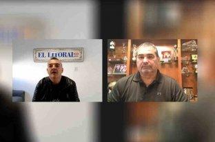 """¡Exclusivo Chilavert!: """"Colón debe ir al TAS y a la FIFA"""" -"""