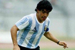 """Maradona: """"La 10 va a ser siempre mía"""""""