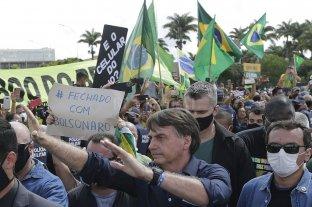 Brasil: allanan domicilios de aliados de Bolsonaro por orden del máximo tribunal