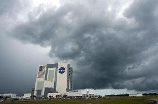 Por mal tiempo, suspendieron el lanzamiento del cohete Crew Dragon