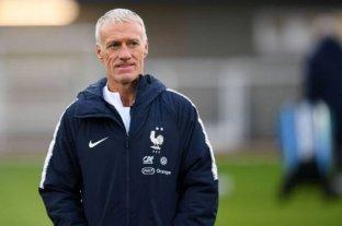 Seleccionador francés Deschamps rechazó la vuelta del fútbol sin público