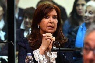Piden habilitar la feria judicial extraordinaria para reactivar dos causas contra Cristina Kirchner